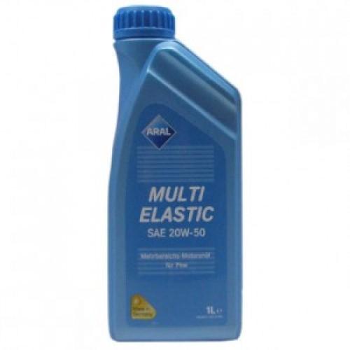 MULTI ELASTIC 20W-50 12X1L