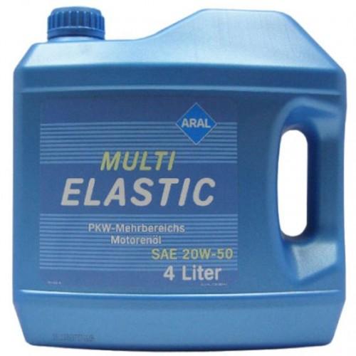 MULTI ELASTIC 20W-50 A9 4X4L