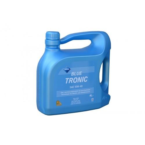 BLUE TRONIC 10W-40 12X1L