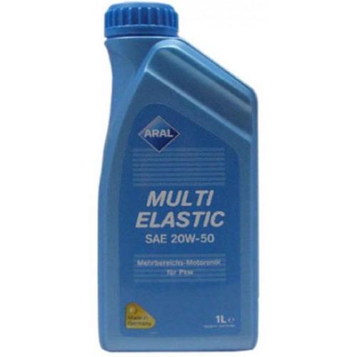 MULTI ELASTIC 15W-40 208 l