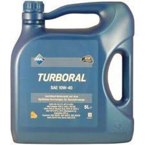 TURBORAL  10W-40 A5 12X1 L